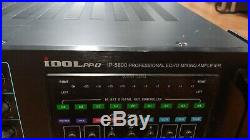 IDOLpro IP-5800 600W BBE Processing Karaoke Mixing Amplifier /w USB & SD Card