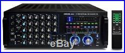 IDOLpro IP-5800 600W USB SD Pro Karaoke Mixing Amplifier
