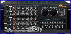 IDOlpro IP-3600 II 1300W Karaoke Mixing Amplifier Open Box