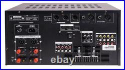 IP-5000 6000W Professional Karaoke Mixing Amplifier BRAND NEW MODEL 2020