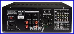 Idolpro IP-3988 Professional 400W 4 Channel BBE Processing Mixer Amplifier