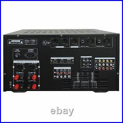 ImPro PMA-8800 1400W Mixing Amplifier