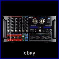 ImPro PMA-8800II 1400W Professional Karaoke Mixing Amplifier