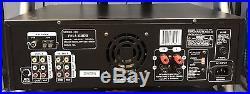 Impro PMA-6808 600 Watts Karaoke Vocal 2 Channel Mixing Amplifier