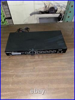 Intage Corvus Lk-600 Digital Echo Karaoke Amplifier