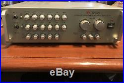 KY Kumyoung 300AN 2-Channel Stereo Mixing Amplifier Digital Echo Unit