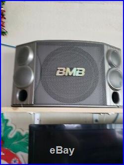 Karaoke Amplifier Acesonic & BMB Speakers