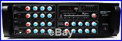 Karaoke Amplifier Professional Pearlridge Bluetooth Karaoke Amplifier