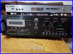 Karaoke Better Music G3 SERIES CPU DX-288 AMP 900 WATTS