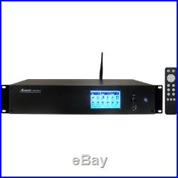 Karaoke & Cinema Digital Processor/Mixer with