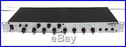 Karaoke Mixer With Echo 19 GEMINI KM-130 1u Rack Mountable