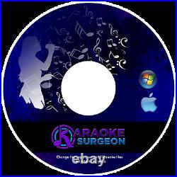 Karaoke Surgeon Change Key, Tempo, EQ of Common Karaoke File & Retain Lyrics