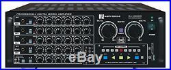 MA-3000KII 750W Karaoke Mixing Amplifier