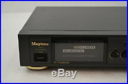 Magtone K-1000XD Digital Echo Stereo Karaoke Mixer DVD VCD Compatible 4 Mic