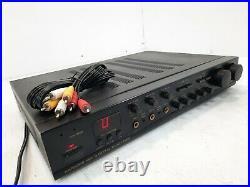 Magtone KA-1500 Karaoke Key and Digital Echo Mixer S TESTES S