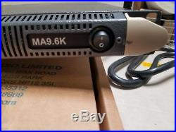 Martin Audio MA9.6k MA Series Digital Power Amplifier Amp Tested Working