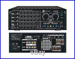 Martin Ranger 750W Karaoke Mixing Amplifier with SD/USB reader