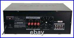 Martin Ranger MA-2500DSP 1500W Professional Mixing Amplifier with DM-11Pro