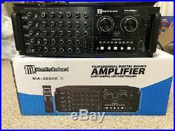 Martin Ranger MA3000KII 750W Karaoke Amplifier