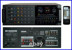 Martin Ranger MA3800HD HDMI Mixing Amplifier for Chromecast and YouTube Karaoke