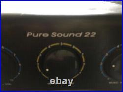 Martin Ranger stereo digital echo karaoke amplifier pure sound 22