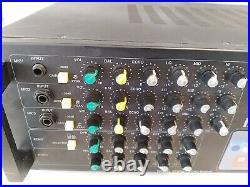 Martin Roland MA-3000K 650W Watts Pro Karaoke Digital Mixing Amplifier TESTED