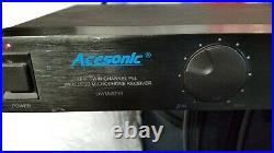 Martin Roland MA-3000K Pro Karaoke Digital Mixing Amplifier AMP K, Plus more