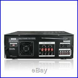 Martin Roland MA2500K 500 Watts Pro Karaoke Digital Mixing Amplifier AMP