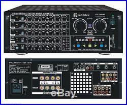 Martin Roland MA3000KII 750W Pro Karaoke Digital Mixing Amplifier AMP SD/USB MSK