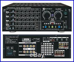 Martin Roland MA3000KII 750Watt Pro Karaoke Digital Mixing Amplifier AMP SD/USB
