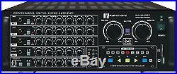 Martin Roland MA3000KII 750Watts Pro Karaoke Digital Mixing Amplifier AMP SD/USB