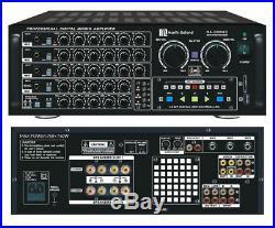 Martin Roland MA3000KII Pro Karaoke Digital Mixing Amplifier