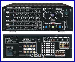 Martin Roland MA3000KII Pro Karaoke Digital Mixing Amplifier with BXBN1000