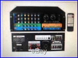Martin Roland MA3800K II Karaoke Mixing Amplifier Martin Ranger