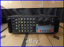 Martin Roland Ma-3000k Mixing Amplifier Missing Some Knobs