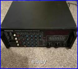 Mega KJ Pro Pma-320II 800W Max Output Karaoke Mixing Amplifier with Echo-PARTS