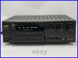 Mega Star Karaoke Amplifier System VKA-280 CD LD AUX Tape BGM