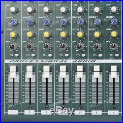 MiCWL 16 Channel Audio Digital effects processor Studio Mixer Mixing Console