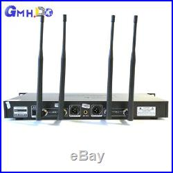 NX-960 Dual channel true diversity wireless microphone Conference SYSTEM