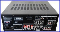 New 2017 Audio 2000 AKJ7405 Karaoke Mixing Amplifier 600W with (MP3 Player)