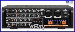 New 2018 Better Music Builder DX-333 G3 700 W Pro Karaoke Mixing Amplifier AMP