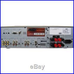 New BMB DAS-300 DAS300 600W Karaoke Mixing Amplifier