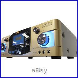 New BMB DAS-300 DAS300 600W Karaoke Mixing Amplifier with free remote control