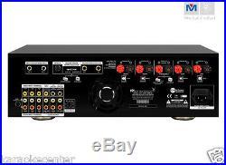New DX388 D (G4) Better Music Builder 900W KARAOKE Mixer Mixing Amplifier AMP