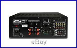 New Professional Karaoke Mixer / Power Amp Idolpro 400w Machine Ip-3988