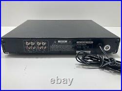 Nikkodo / BMB DEP-2000K Karaoke Mixer Processor Digital Key Controller TESTED