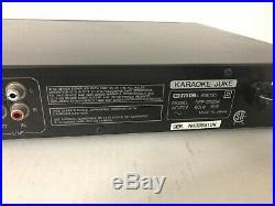 Nikkodo / BMB DEP-2000K Karaoke Mixer Processor Digital Key Controller Used