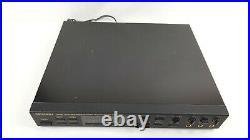 Nikkodo DEP-2000K Digital Echo Processor with Digital Key Controller Black WORKING