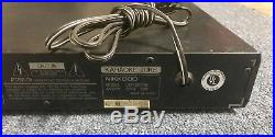Nikkodo DEP-2000K Karaoke Digital Echo Processor with Digital Key Controller Japan