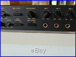 Nikkodo DEP-2000K Karaoke Mixer Digital Echo Processor With Digital Key Controller
